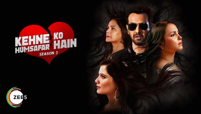 Kehne ko Humsafar hain season 3 poster