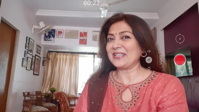 Lubna Salim in Bhalla Calling Bhalla on ZEE5