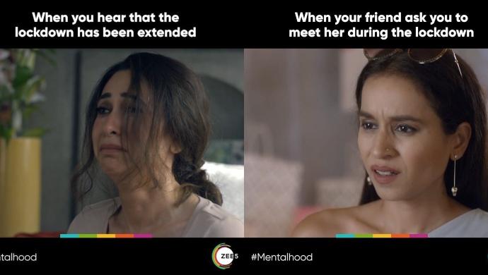 Mentalhood Lockdown Memes