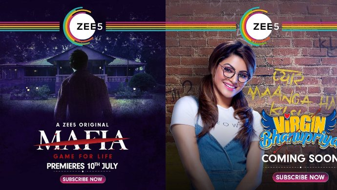 Upcoming releases in July 2020 on ZEE5