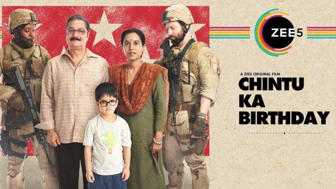 Chintu Ka Birthday Trailer Watch A Small Birthday Party Get Gatecrashed By The Military Premium Zee5