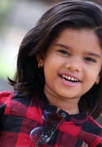 Lisha as Rudra