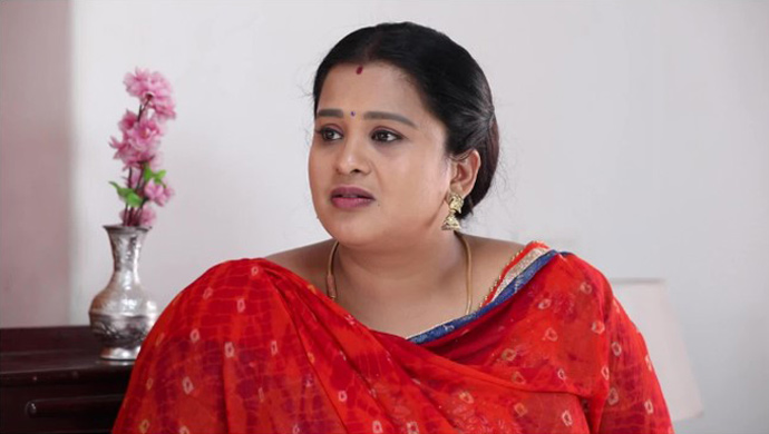 Ashwini as Rasathi in the show