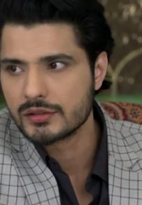 Vin Rana playing the part of Prabha
