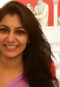 A still of Sriti Jha