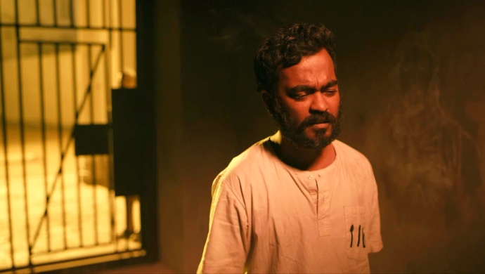 Auto Shankar in the Jail