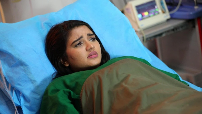 Parvathy in the operation theatre