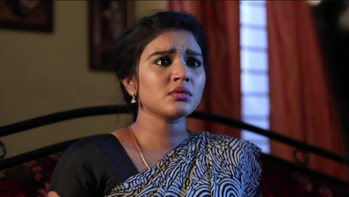 Parvathy is Shocked