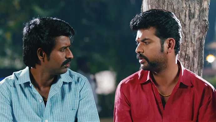 Soori and Vemal in Mapla Singam