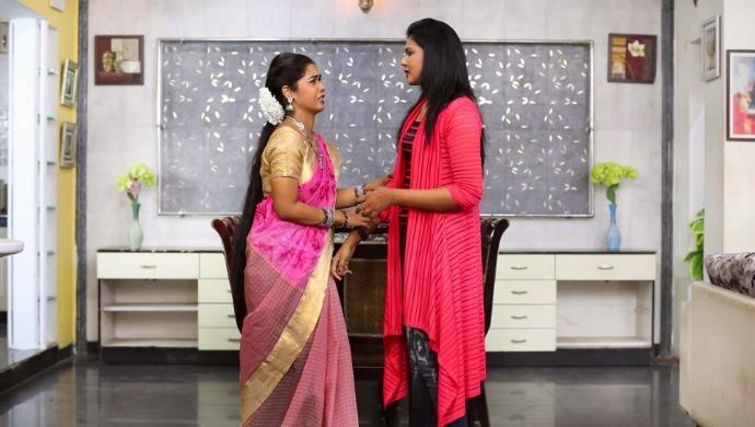 Vanaja and Nandhini