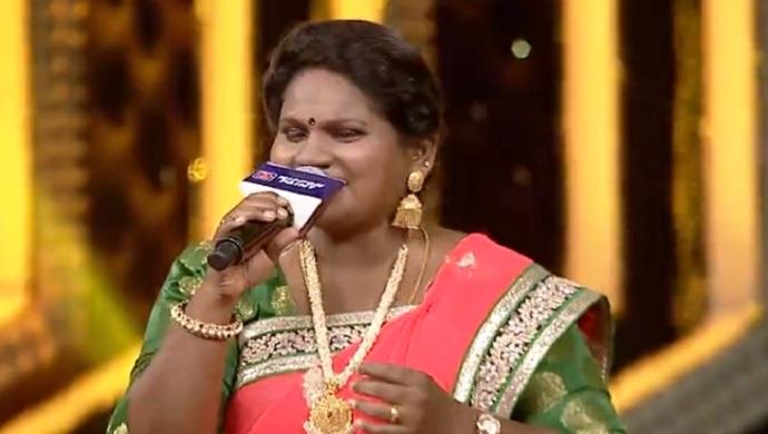 Lakshmi of Sa Re Ga Ma Pa Seniors Season 2