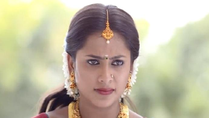 Durga of Piriyadha Varam Vendum