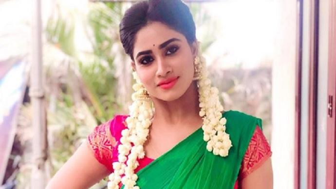 Shivani Narayanan (Pic credit Instagram)