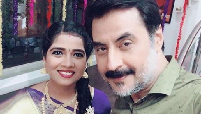 Laxmi and Sanjay (Pic courtesy Instagram)
