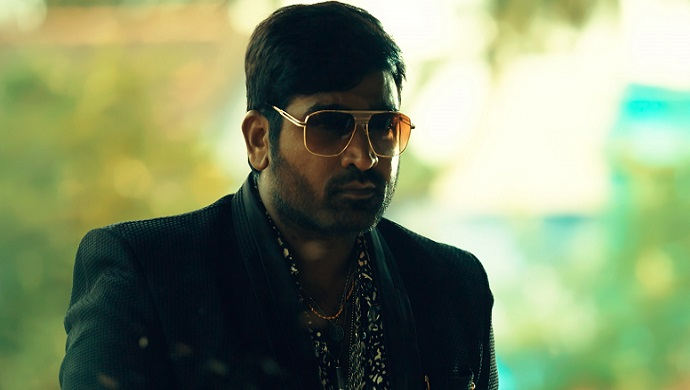 A still from Sindhubaadh