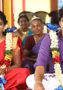 A still from Yaaradi Nee Mohini