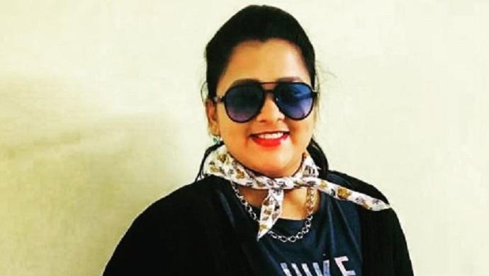 Ashwini Radha Krishna - Pic courtesy - Instagram)