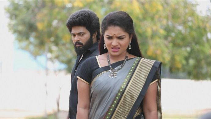 Adithya Rescues Parvathy