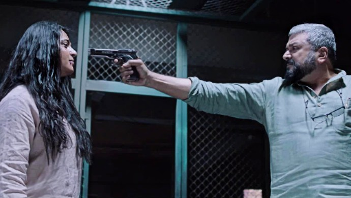 A still from Bhaagamathie