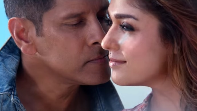A still from the song Halena