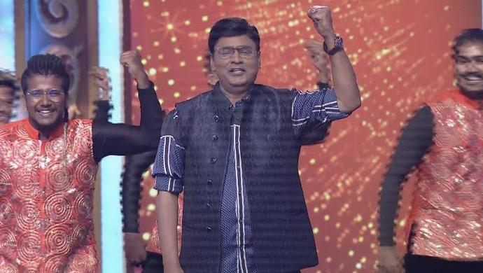 K Bhagyaraj on Junior Super Stars