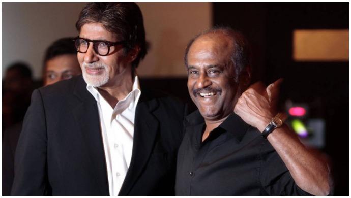 Rajinikanth Amitabh Bachchan