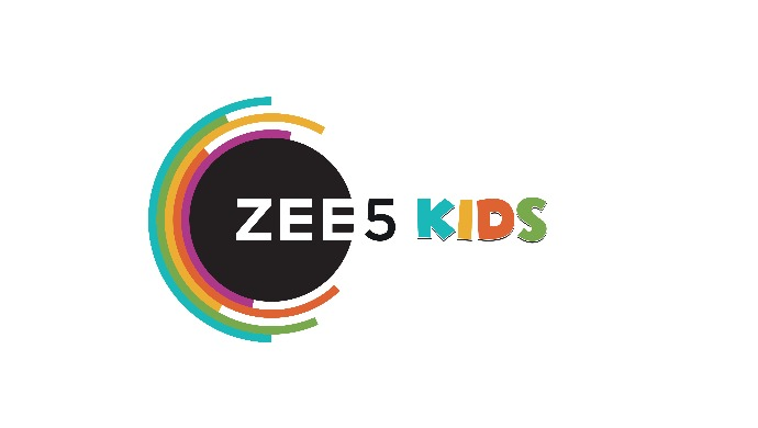 Zee5 kids -18 Logo