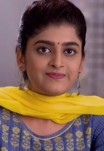 Aamhi Doghi actress Prasiddhi Kishor in a scene from the show.