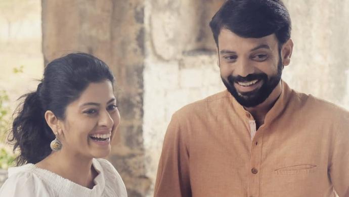 Abhidnya Bhave and Pushkar Sarad from Katti Batti