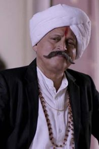 Baapmanus actor Ravindra Mankani in a scene from the show.