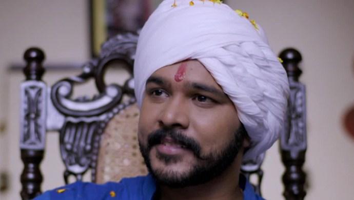 Baapmanus actor Suyash Tilak