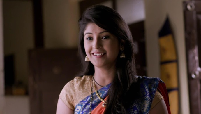 Baapmanus actress Shruti Atre
