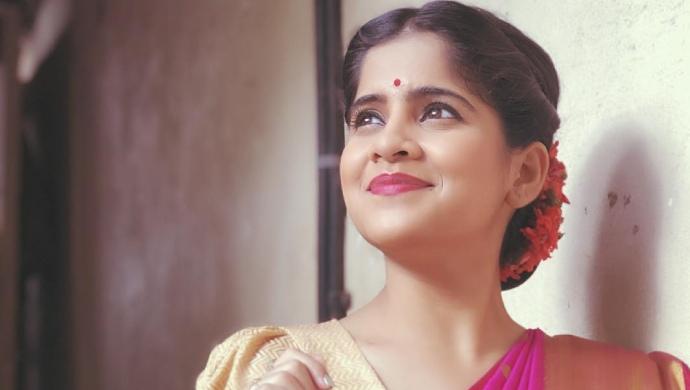 Devashappath actress Amruta Deshmukh