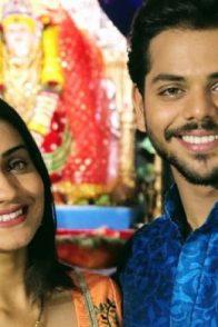 Phulpakhru actors Hruta Durgule and Yashoman Apte