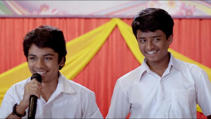 Parth Bhalerao And Pratik Lad From Boyz