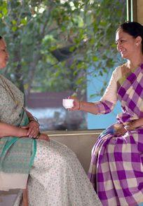 Gargee's mother and Kiran Mavshi