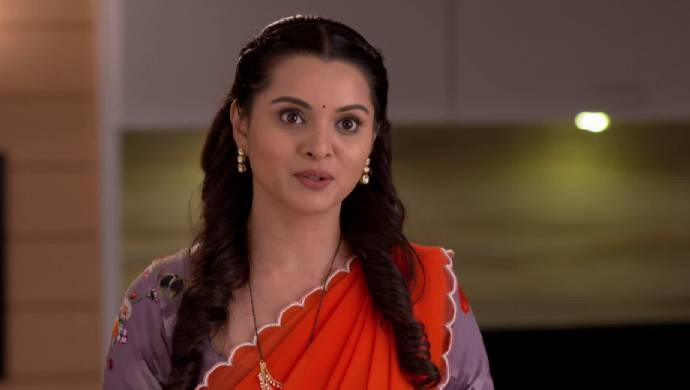 Khushboo Tawde from Aamhi Doghi.