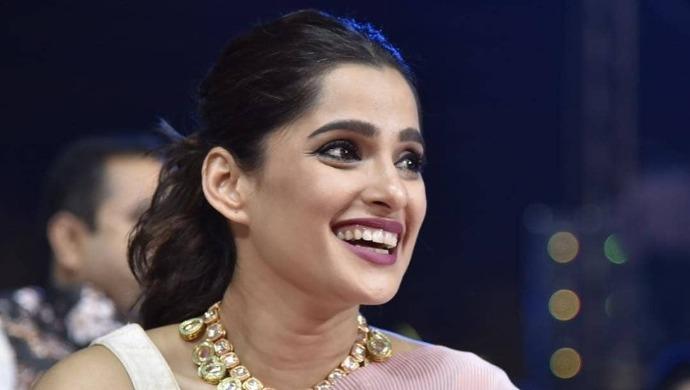 Picture Of Marathi Actress Priya Bapat At Zee Chitra Gaurav Awards 2019