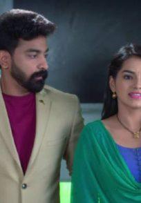 Rajveer and Manva from Tu Ashi Jawali Raha.