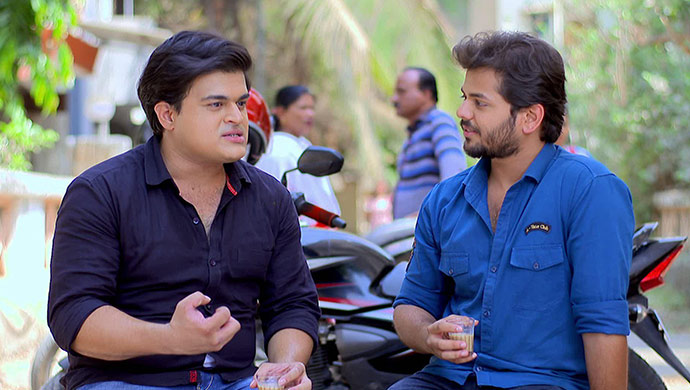 Sameer and Manas