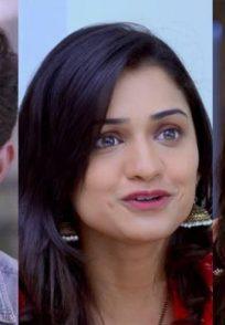 Suyash Tilak, Hruta Durgule and Khushboo Tawde