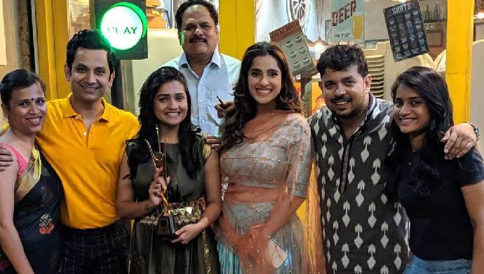 Zee Natya Gaurav Puraskar 2019.