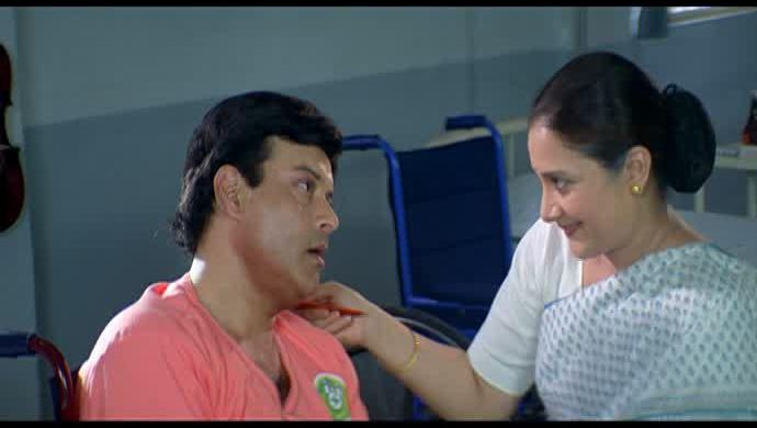 A scene from Man Pakharu Pakharu.