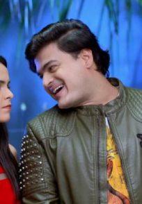 Ashish Joshi and Trushna Chandratre from Phulpakhru