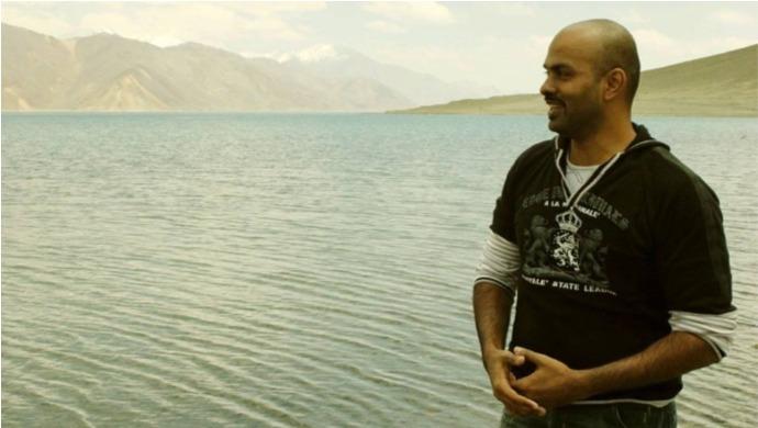 Still Of Hutatma Director Jayprad Desai