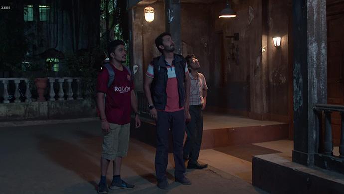 Nilay, Pakya and Dinesh from Ek Ghar Mantarlela