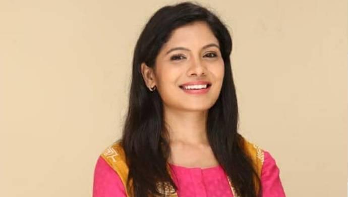 Suruchi Adarkar from Ek Ghar Mantarlela