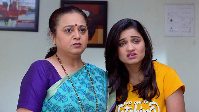 Vaidehi and Aai