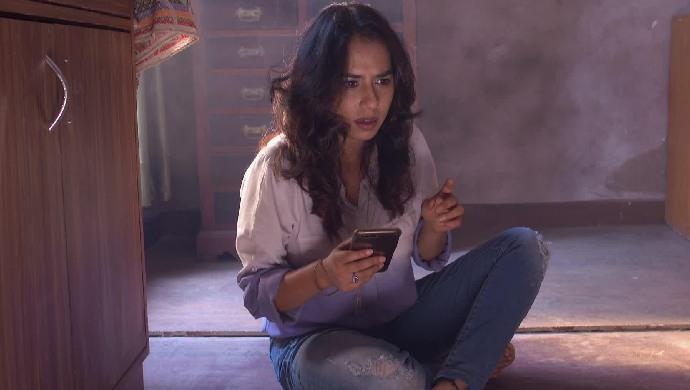 Sameedha wears the Kakan