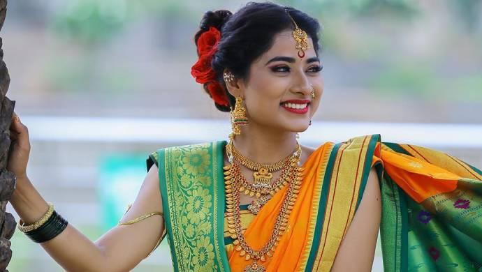 Amruta Malwadkar from Tu Ashi Jawali Raha